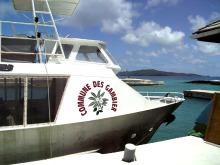 タヒチ伝道のブログ-Rikitea船