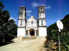 タヒチ伝道のブログ-教会01