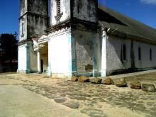 タヒチ伝道のブログ-教会02